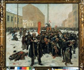 Bloody Sunday (22 January 1905)