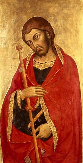 St. James the Great (tempera & gold leaf on panel)